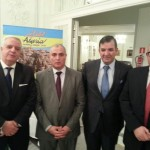 MINISTRO DE TURISMO ARGELINO CIT ALMERIA MILENIO