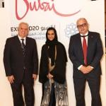 REUNION DUBAI CIT ALMERIA MILENIO